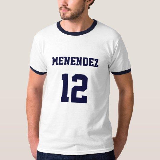 Bob Menendez for Senate t-shirt