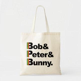 Bob&Peter&Bunny Bags