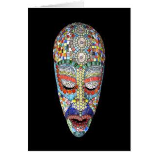 ¿Bob por qué la cara larga Máscara del mosaico Tarjetón