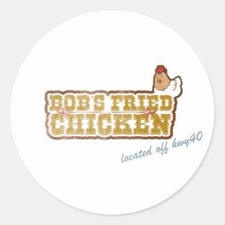 Bob s Fried Chicken Sticker