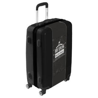 BOB SPRING - DUST AND ARROWS LUGGAGE