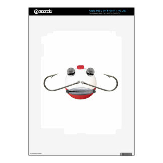 Bob the Bobber iPad 3 Decal