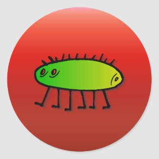 Bob The Bug Stickers