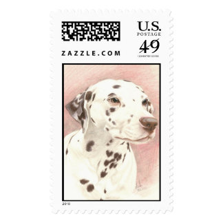 Bob the Dalmatian Stamps