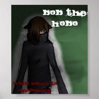Bob The Hobo poster