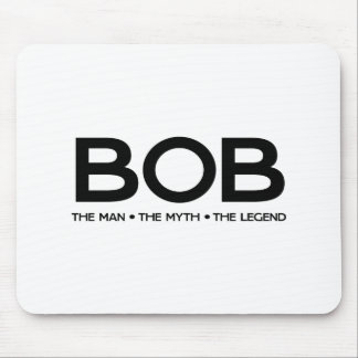 Bob The Legend Mouse Pad