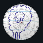 "Bob the Lonely Sheep Dartboard<br><div class=""desc"">Dart Board</div>"