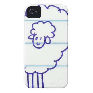 Bob the Lonely Sheep iPhone 4 Case