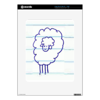 Bob the Lonely Sheep Skin For The iPad
