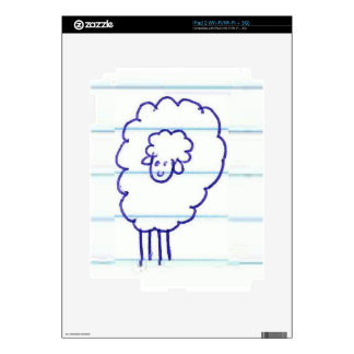Bob the Lonely Sheep Skins For iPad 2