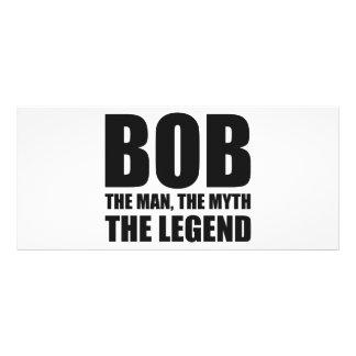 Bob The Man The Myth The Legend Rack Card