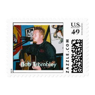 bob trombley stamp