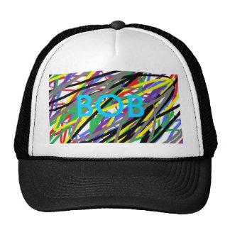 BOB TRUCKER HAT