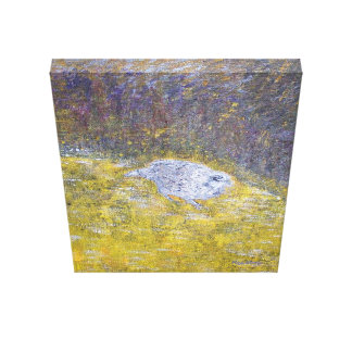 Bob White Quail Canvas Print