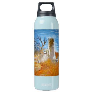 Bob White Quail Insulated Water Bottle