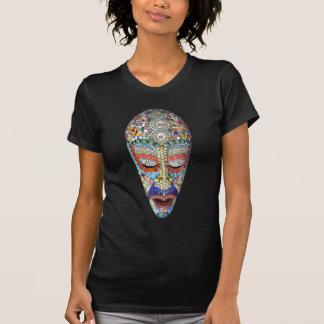 Bob, Why the Long Face? Mosaic Mask Shirt