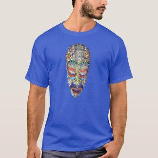 Bob, Why the Long Face? Mosaic Mask T-Shirt