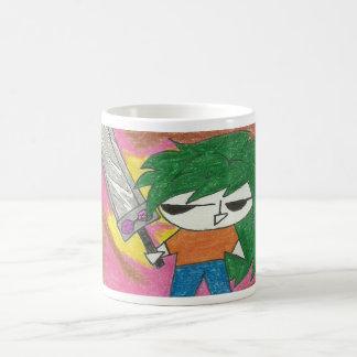Bob y amigos enojados la taza 3