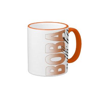 Boba Milk Tea Ringer Mug
