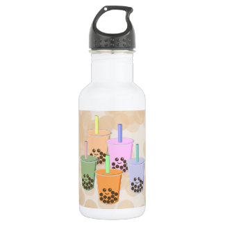 Boba on Parade Stainless Steel Water Bottle
