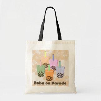 Boba on Parade Tote Bag