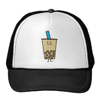 Boba Pearl Bubble Tea Hats