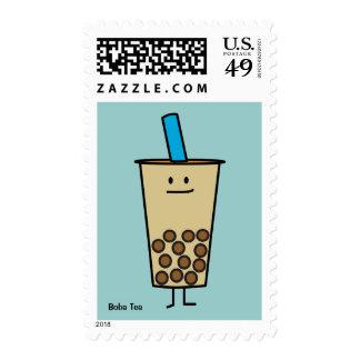 Boba Pearl Bubble Tea Stamps
