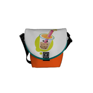 Boba Tea Courier Bag