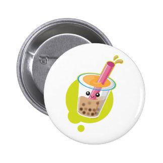 Boba Tea Pins