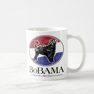 BoBAMA Classic White Coffee Mug