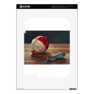 Bobber and Sinker Decals For iPad 3
