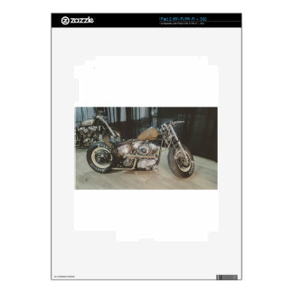 bobber bike decal for iPad 2