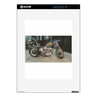 bobber bike iPad skins