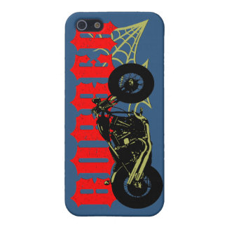 Bobber Bike iPhone SE/5/5s Case