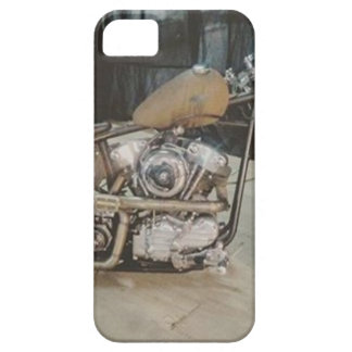 bobber bike iPhone SE/5/5s case