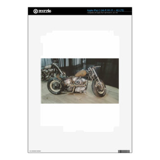 bobber bike skins for iPad 3