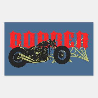 Bobber Bike Stickers