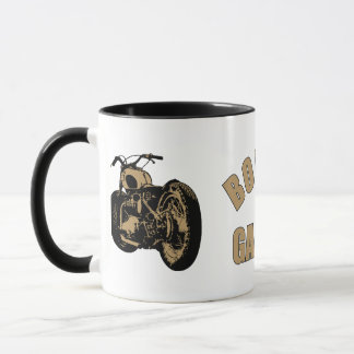 Bobber Garage Mug
