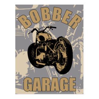 Bobber Garage Postcards