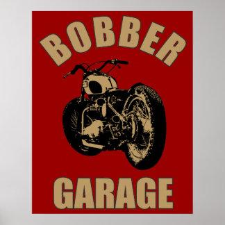 Bobber Garage Print