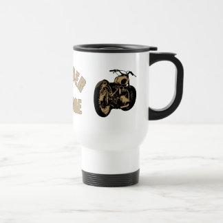 Bobber Garage Travel Mug