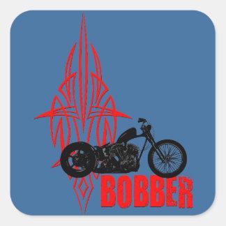 Bobber Motorbike Stickers