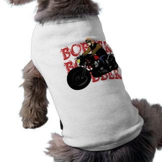 Bobber Rider Dog Tee Shirt