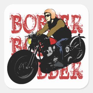 Bobber Rider Stickers
