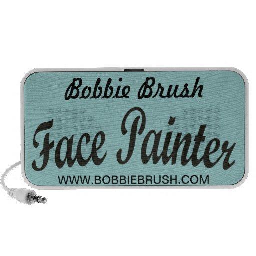Bobbie Brush iPhone Speakers