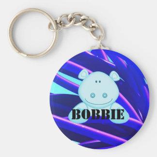 Bobbie Llavero Personalizado