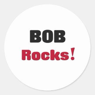 Bobbie Rocks Sticker
