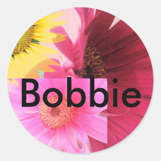 Bobbie Sticker