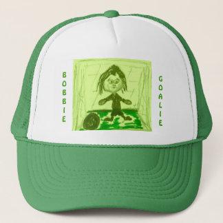 Bobbie- The Goalie Hat