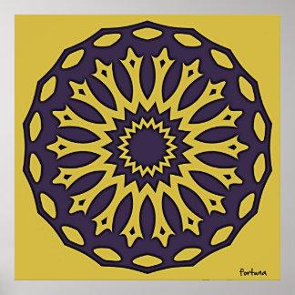 Bobbin lace from Idrija Print
